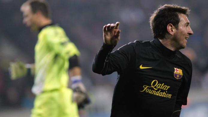 Lionel Messi a marqué 32% des buts du Barça sous l'ère Guardiola.