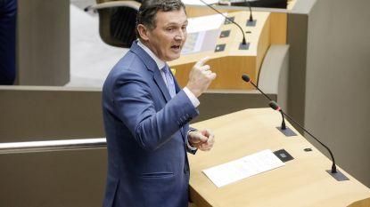 """Vlaams Parlement veroordeelt formeel de Turkse inval in Syrië, """"toetredingsonderhandelingen EU met Turkije stopzetten"""""""