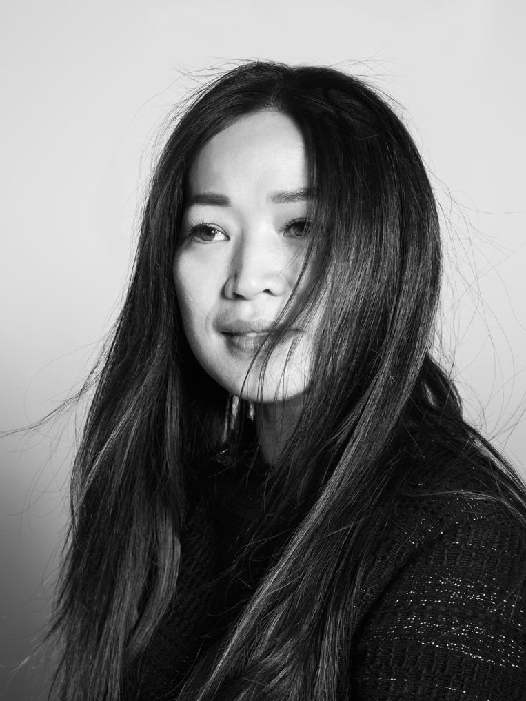 Eveline Wu. Beeld Robin de Puy