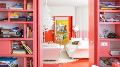 Tijd om kleur te bekennen: wit verdwijnt uit ons interieur