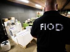 Inval in Steenwijkerland in kader van groot witwasonderzoek