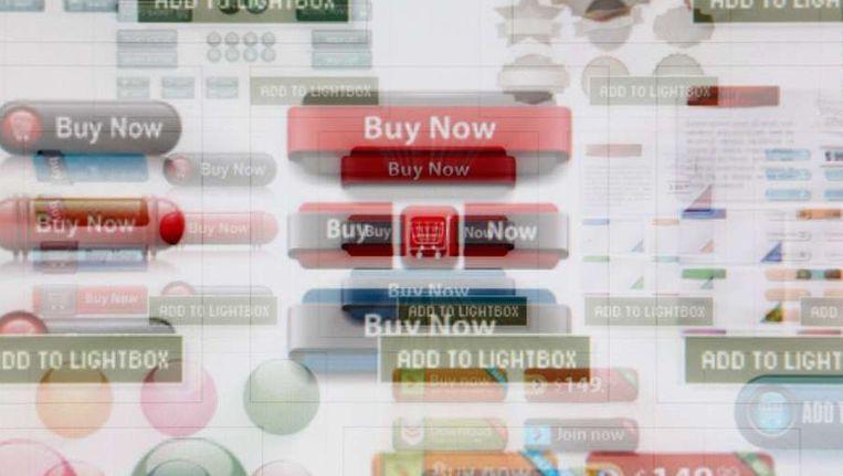 Online shopping. Beeld reuters
