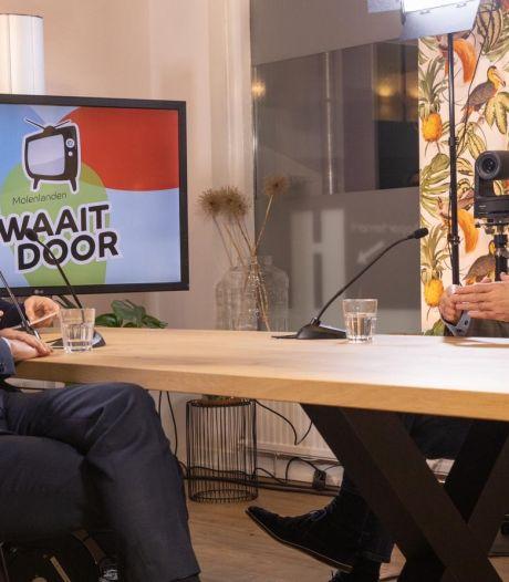 TV-show 'Molenlanden waait door' trekt bijna 3000 kijkers