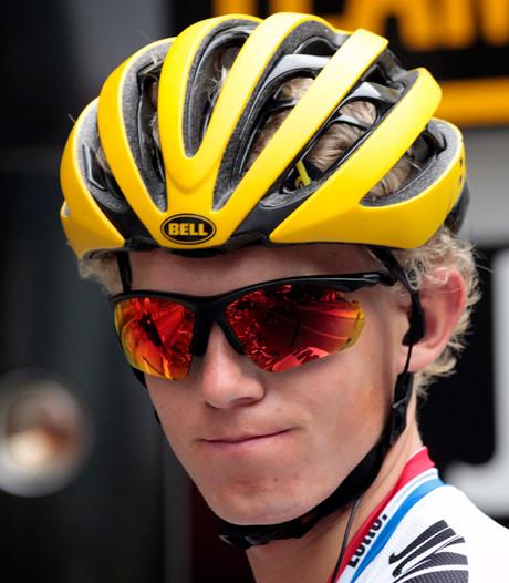 Bouwman beste Nederlander in tijdrit Ronde van Romandië