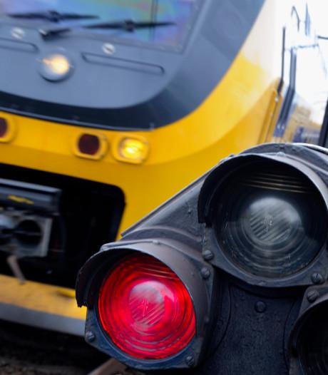 Treinverkeer gestremd tussen Den Haag  en Zoetermeer na aanrijding