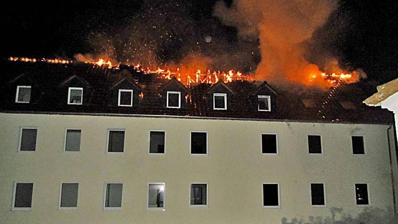 De brand in een opvangcentrum voor vluchtelingen in het Duitse Tröglitz staat het diepst in het collectieve geheugen gegrift, omdat die een van de eerste was.