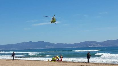 Belg (51) verdrinkt in woelige zee in Spanje