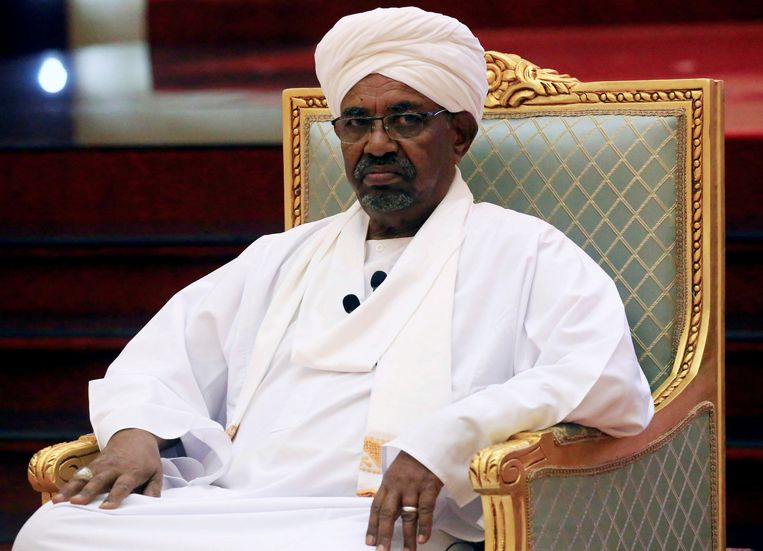 President Omar al-Bashir. Beeld REUTERS