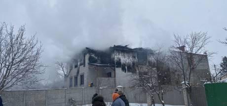 15 morts dans l'incendie d'une maison de retraite en Ukraine
