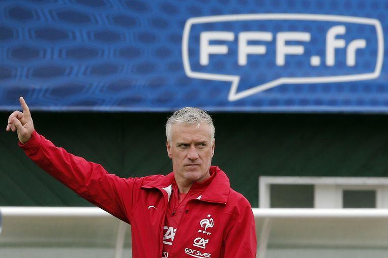 Didier Deschamps kan onder een goed gesternte het WK aanvatten