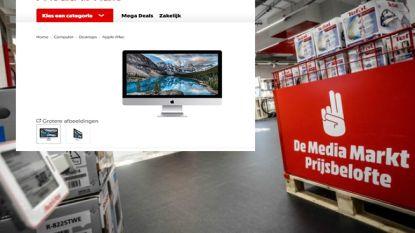MediaMarkt in Nederland levert iMacs voor paar euro, klanten weigeren bij te betalen
