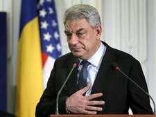 Roemeense premier neemt ontslag na conflict partijvoorzitter