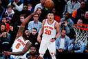 Les Knicks n'ont pas atteint leurs objectifs, alors qu'ils n'ont plus disputé les playoffs depuis six ans.