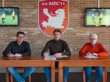Adriaan Nieuwenhuijse keert na zes jaar terug bij MZC'11