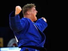 Tilburgse judoka Jur Spijkers blij met onverwachte kans als invaller: 'Ik ben klaar voor het EK '