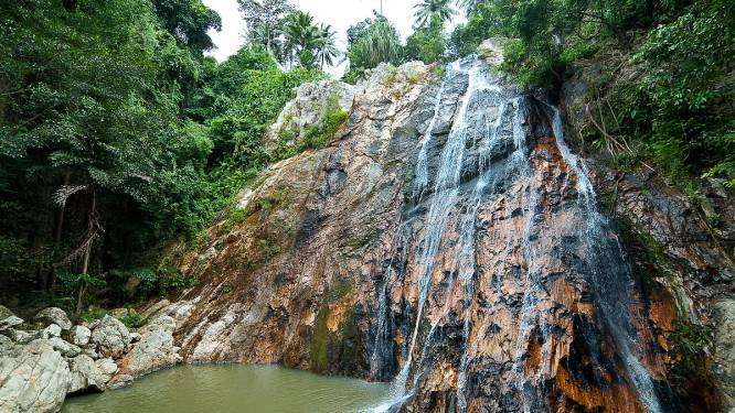 Spaanse toerist sterft op Thaise eiland Koh Samui na val tijdens wandeling
