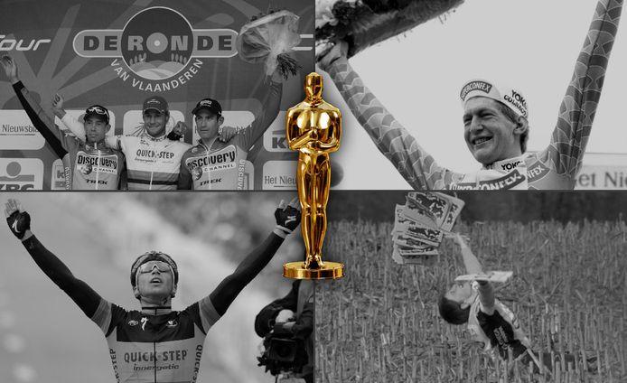 Zeven eigenzinnige HLN-Oscars voor de Ronde van Vlaanderen vandaag, morgen een nieuwe lading.