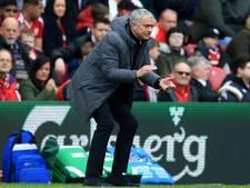 Mourinho mist een half elftal tegen West Bromwich
