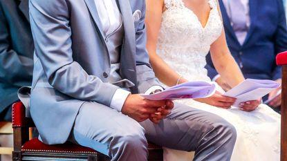 Huwelijksgeluk voor Cercle-doelman die leukemie overwon