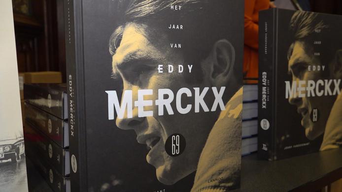 """Le livre """"1969 - L'année d'Eddy Merckx"""""""
