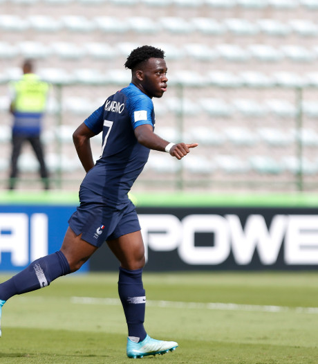 Oranje onder-17 onderuit in strijd om derde WK-plek