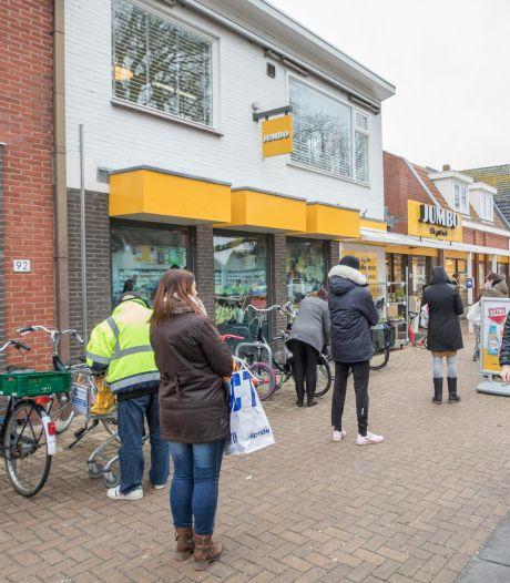 Verhuizing supermarkt is doodsteek voor het dorpshart van Krabbendijke