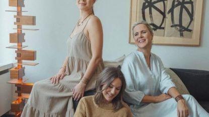 Modebewuste zusjes strijken neer in Schilde met pop-upstore