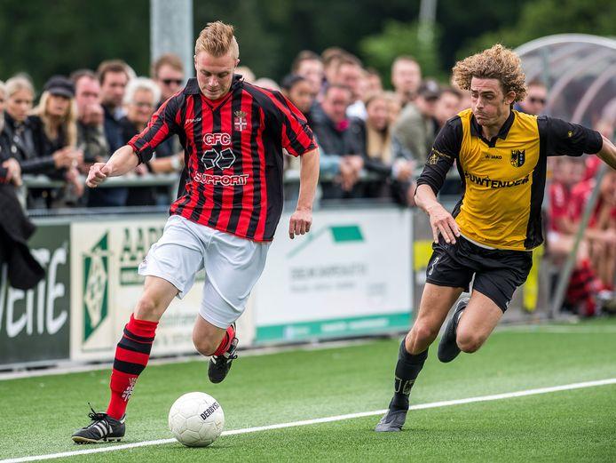 GFC is vanaf dit seizoen actief in het zaterdagvoetbal.