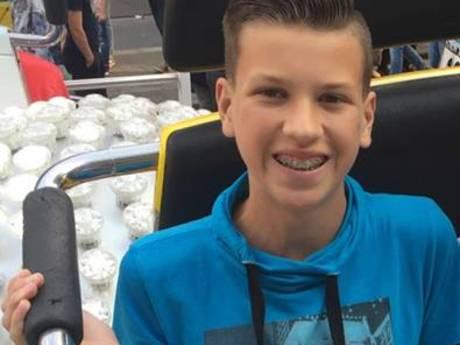 Tim (15) uit Tilburg in goede gezondheid terecht; familie dankbaar voor alle steun