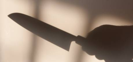 Man met mes gaat door het lint in Wouwse Plantage