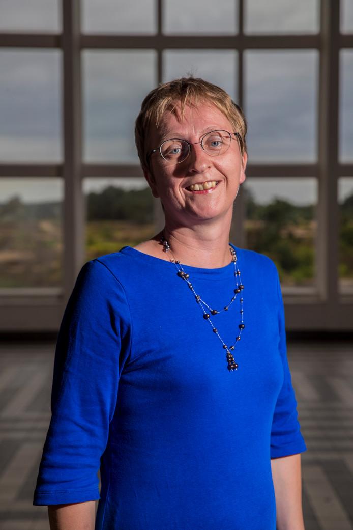 ChristenUnie-raadslid Hanna Riezebos.