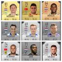 De spelers uit deze regio in FIFA21.