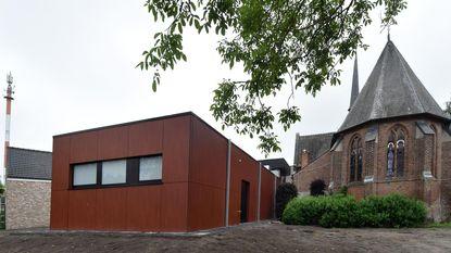 Foyer verbindt kerk Sint-Jan met De Brouwerij