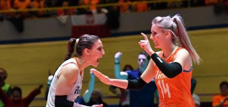 Volleybalster Dijkema verlaat Italië voor Russische topclub