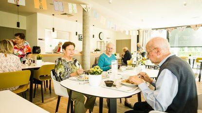 Senioren vinden weg naar 't Fazantenhof