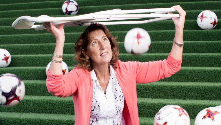 Annette van Trigt: 'Als ik ergens op stukloop, is het op vrouwen' Beeld Harmen de Jong