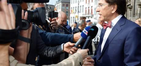 """Elio Di Rupo: """"Le Vlaams Belang apparaît comme le plus authentique dans la course au plus radical"""""""