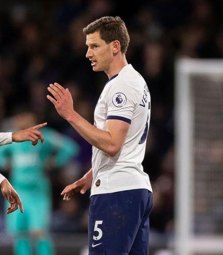 Manchester City entre dans la danse pour Jan Vertonghen