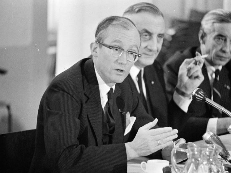 Johan Witteveen (1921-2019): de man die Nederland de btw gaf