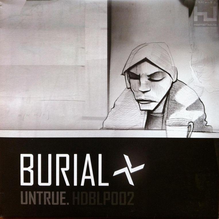 Burial, Untrue (2007). Beeld