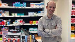 """Apotheker verkoopt vijftig chirurgische mondmaskers op één dag: """"Coronavirus maakt de mensen bang"""""""