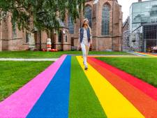 'Utrecht Science Park heeft regenboogfietspad nodig als symbool van diversiteit'