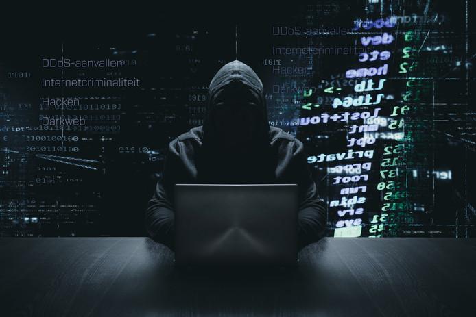 Een DDoS aanval is zo uitgevoerd. En via internet is eenvoudig aan de benodigde software te komen.
