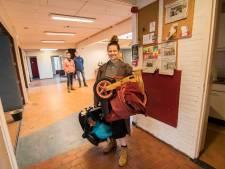 De Wegwijzer in Houten staat vandaag in de uitverkoop: 'Het lijkt niet eens meer op een school'