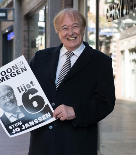 Jo Janssen (Gewoon Nijmegen) stopt als raadslid: 'Dit is geen kiezersbedrog'