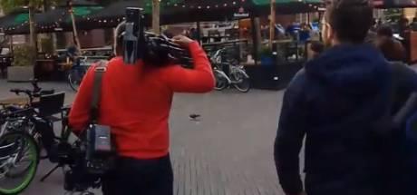 Journalisten lastiggevallen tijdens maken reportage over mondkapjesmaatregel