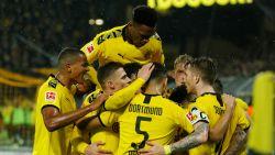 LIVE. Invaller Halland scoort opnieuw voor Dortmund, Köln helemaal uitgeteld