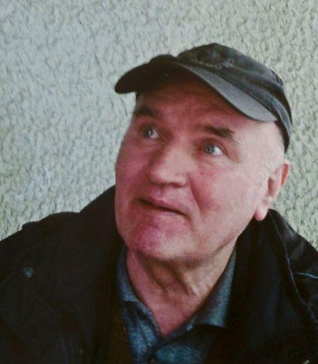 Dit is Mladic: oud en mager