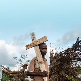Orkaan Idai dreef de Mozambikanen letterlijk bomen in