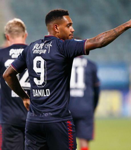 'Natuurlijk baalde Danilo zondag toen de Griek van VVV twee keer scoorde'